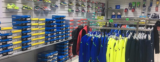 Core-sport: Trgovina v Ljubljani